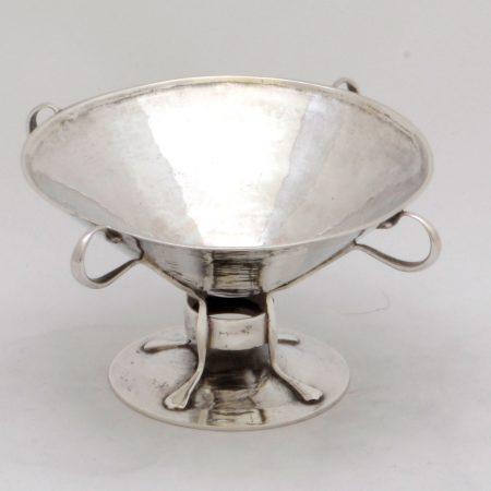 Liberty Cymric small silver vase