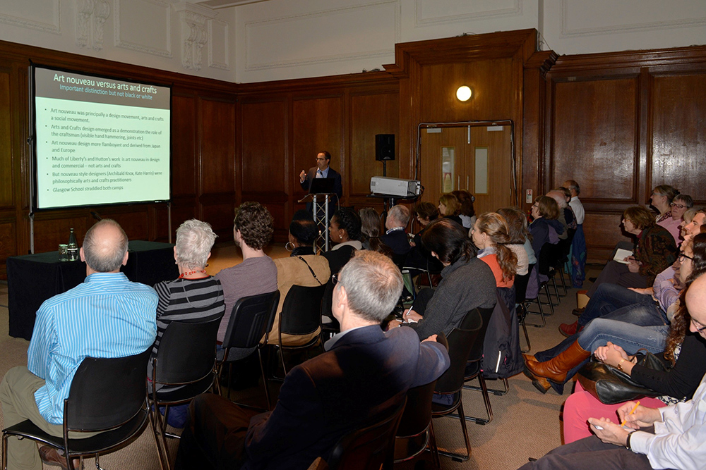 Olympia Lecture video now online