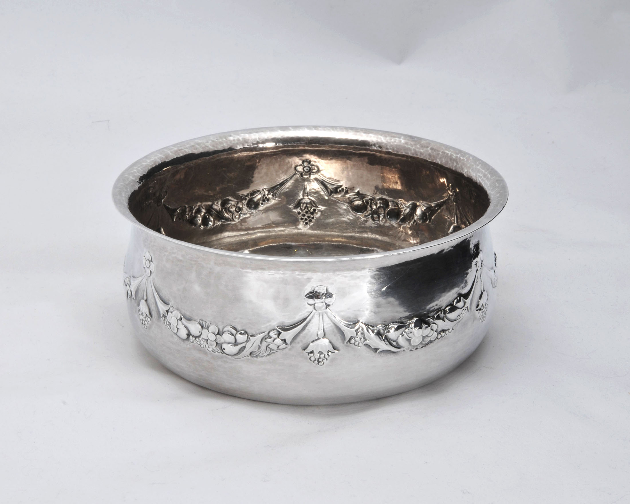 Guild of Handicraft flower bowl