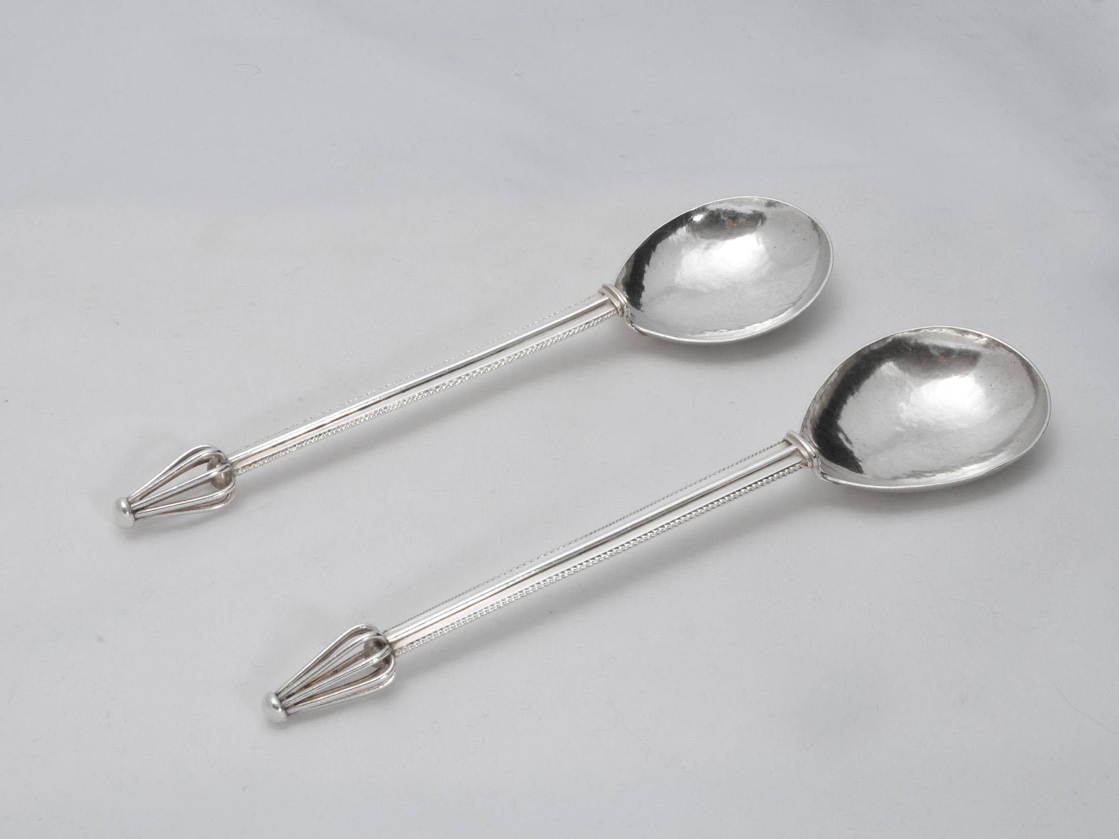 Artificers Guild Edward Spencer desert spoons front