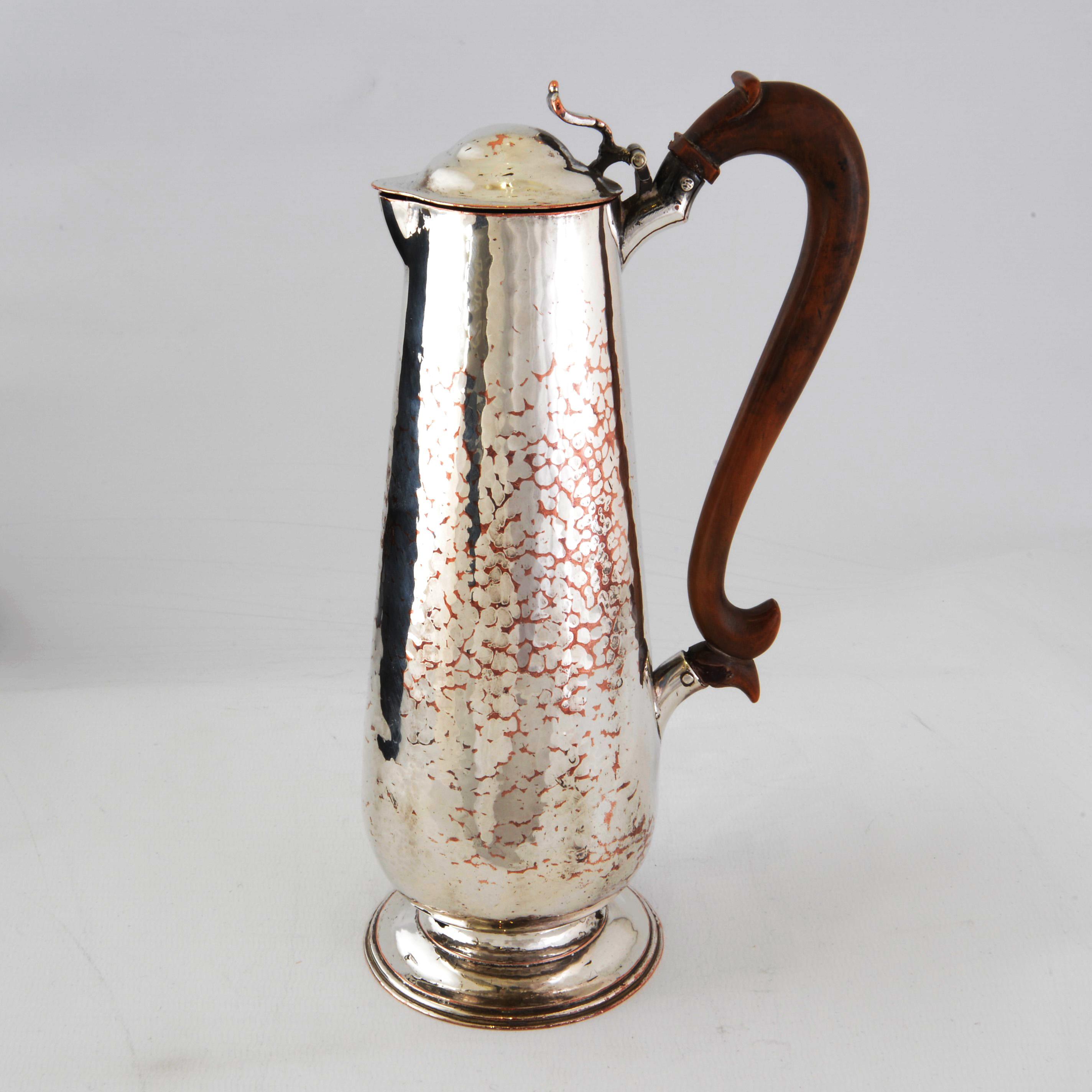 Guild Handicraft, Ashbee silver