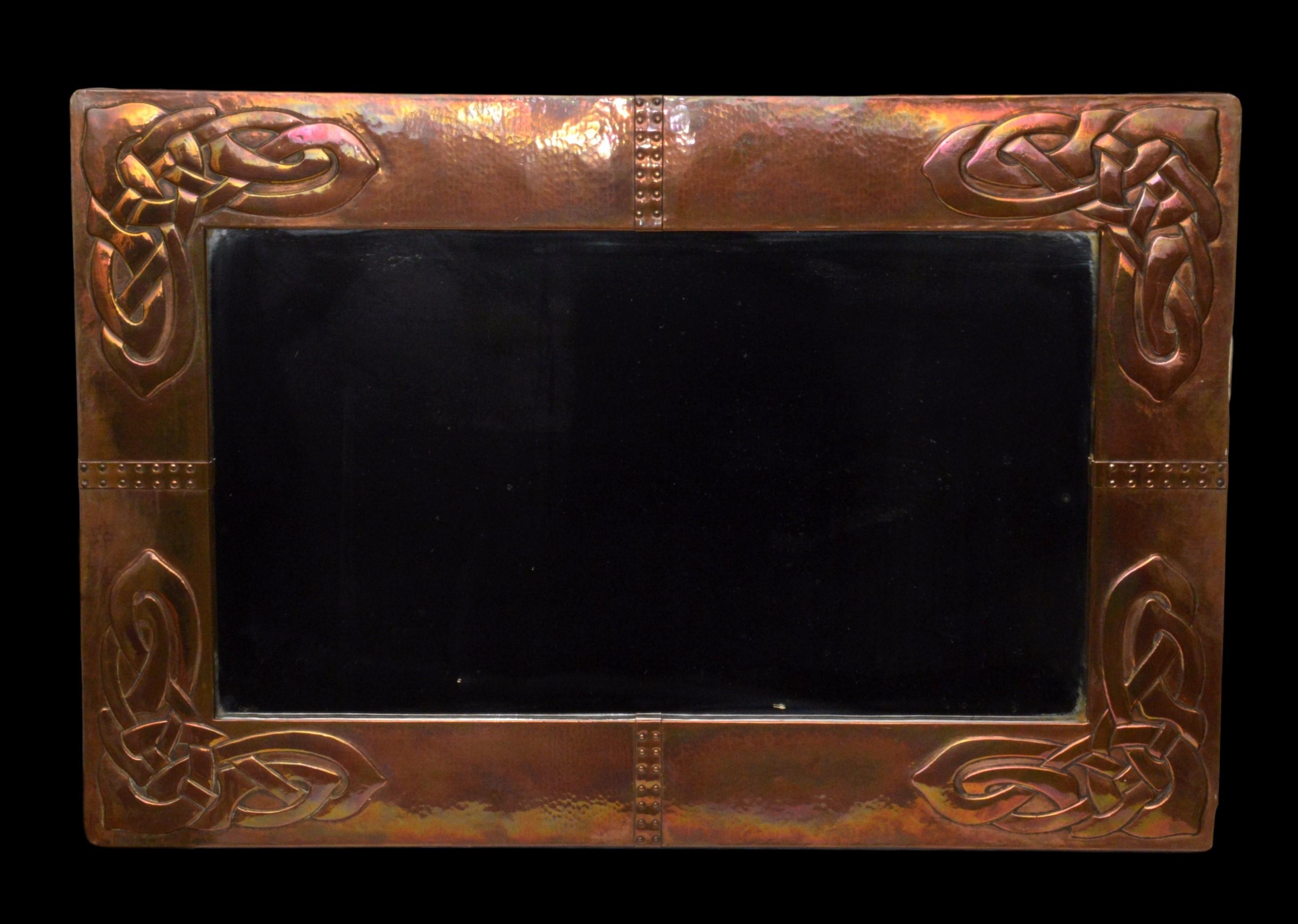 Archibald Knox mirror