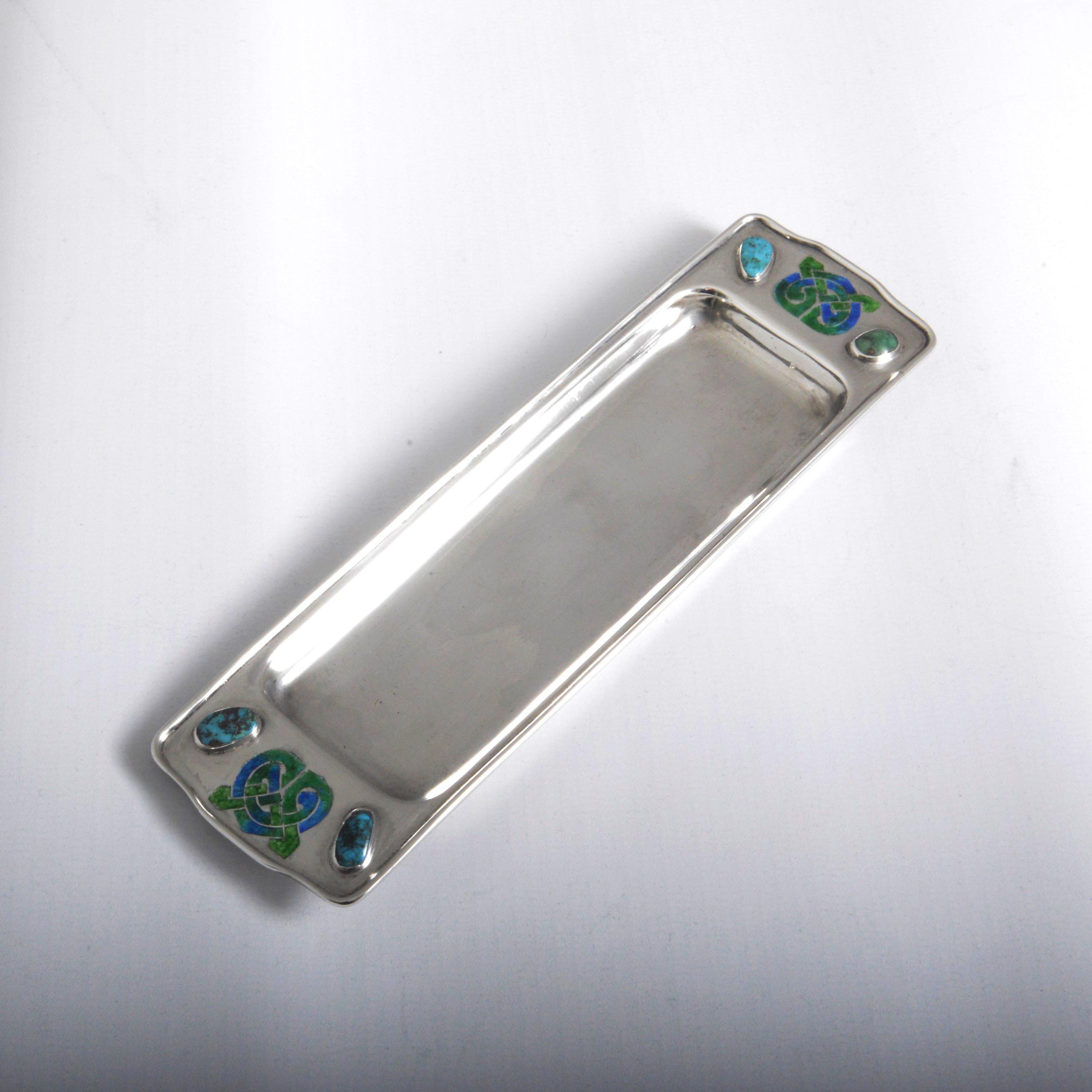 Cymric silver, Archibald Knox silver