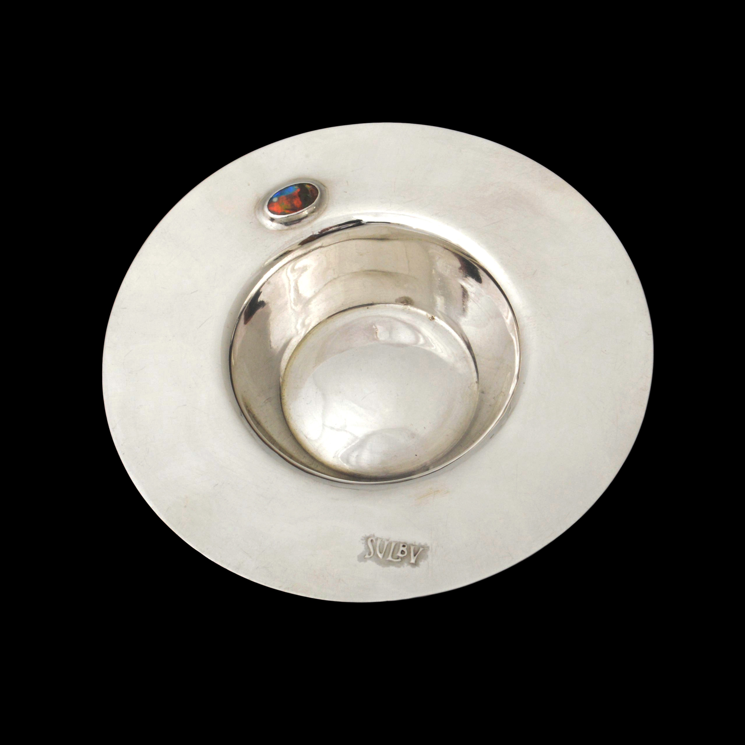 Archibald Knox Sulby dish