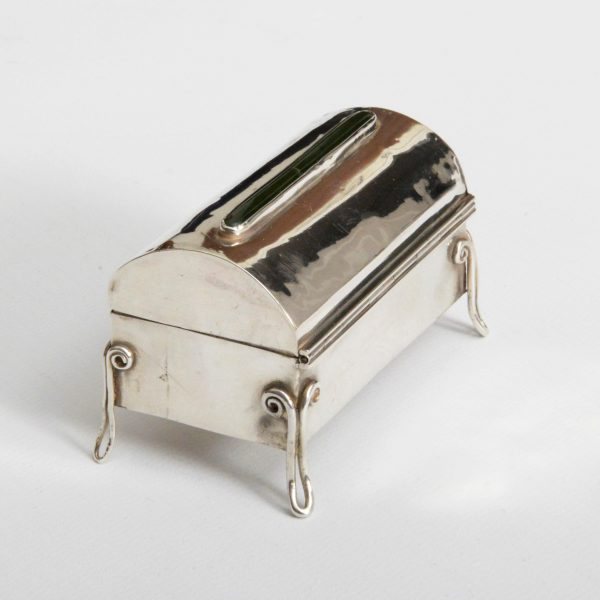 Robert Hilton silver box