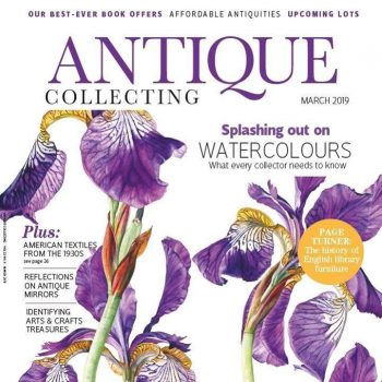 Antique Collecting March 2019