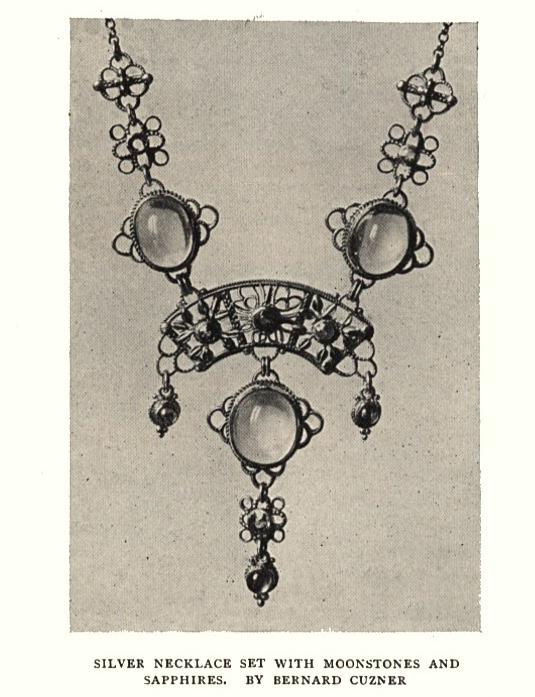 Bernard Cuzner necklace