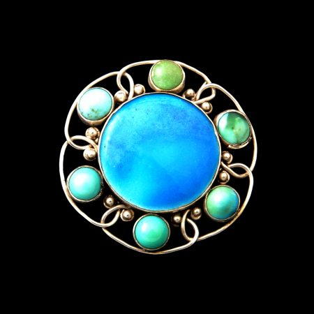 Charles ashbee jewellery, guild of handicraft jewelry