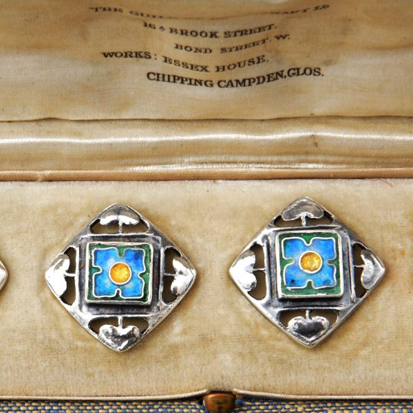 Charles Ashbee silver, Guild of handcraft silver