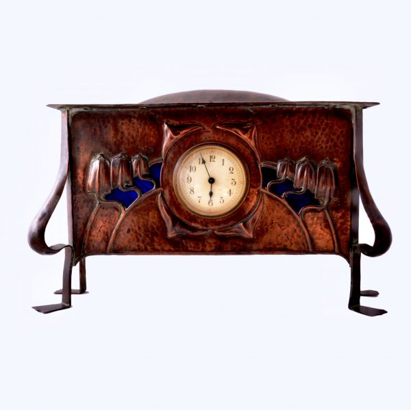 George walton clock, jesson birkett clock