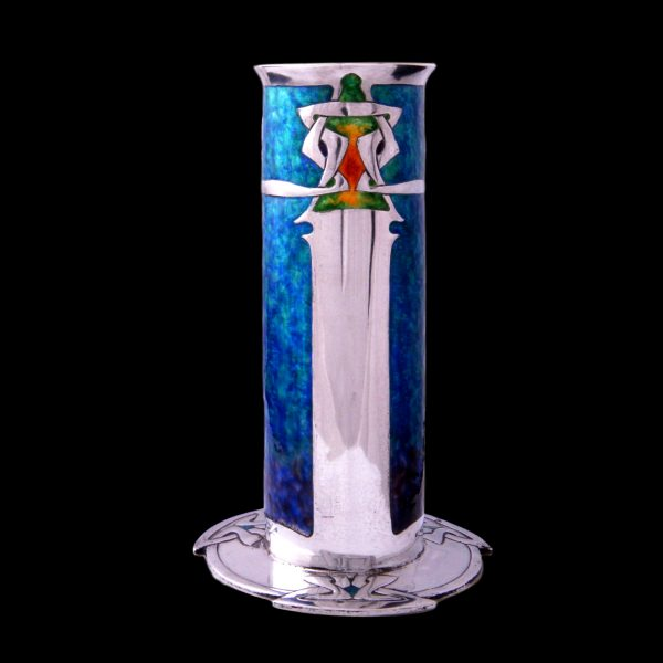 An Archibald Knox Cymric silver