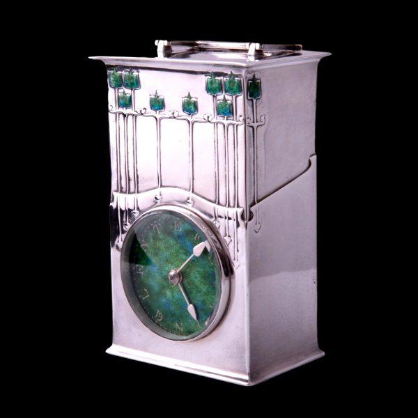 Archibald Knox clock, Magnus Cymric clock