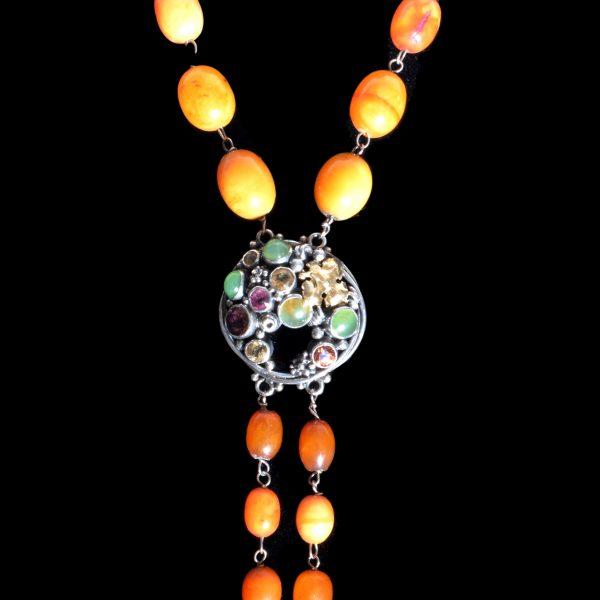 Dorrie Nossiter necklace