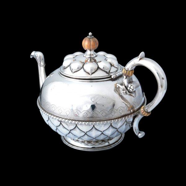 August Pugin silver