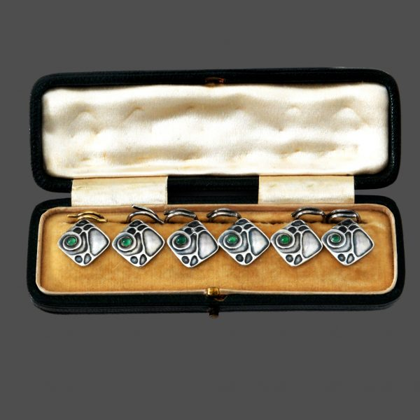 Theodor Fahrner silver, max gradl silver