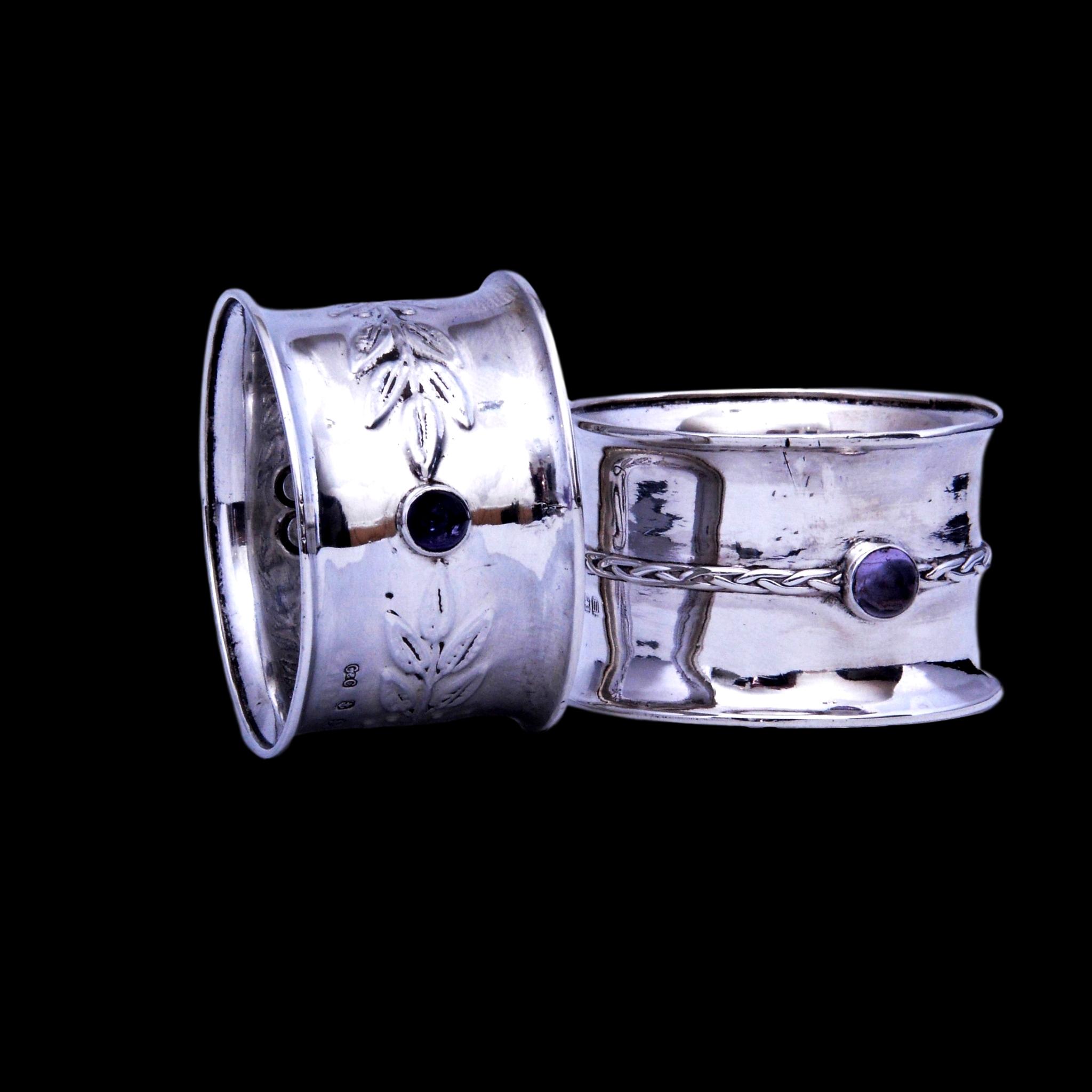 Dryad metalwork silver