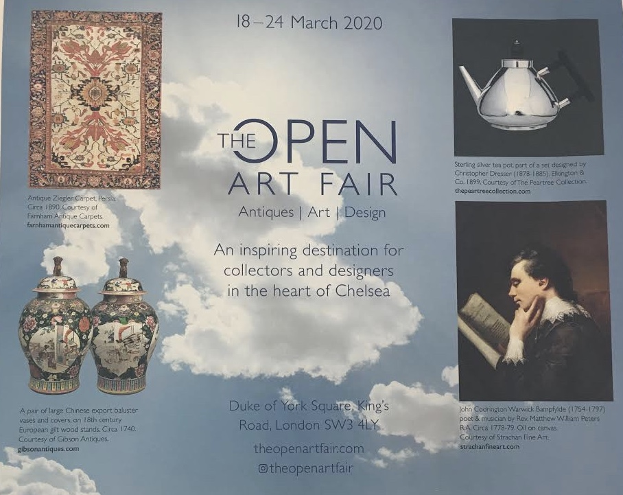 The Open Art Fair in today's FT