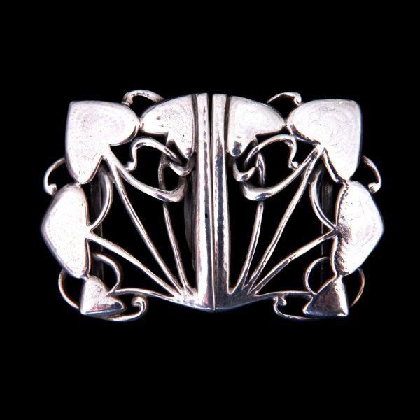 Liberty Cymric silver, Archibald knox silver buckle