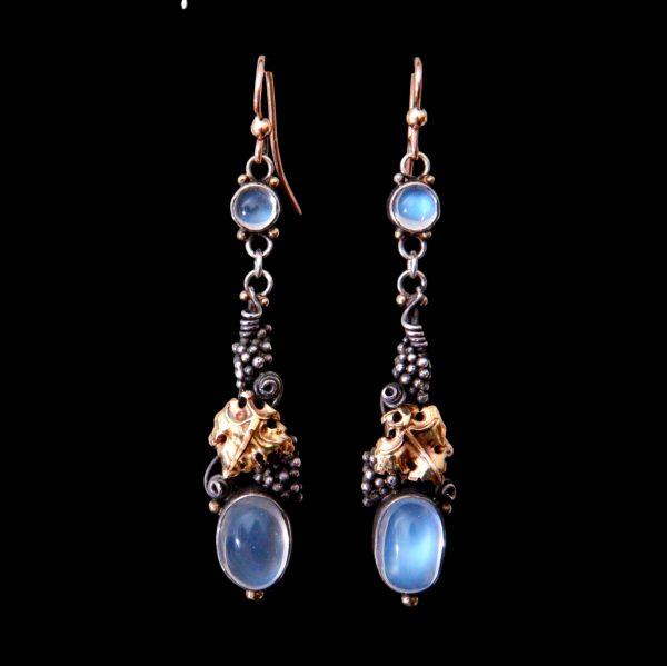 dorrie nossiter jewellery, dorrie nossiter earrings