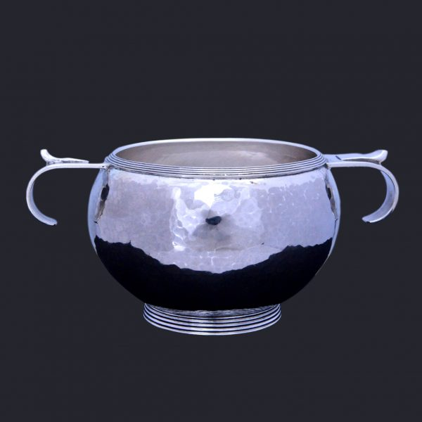 albert henry jephcott silver, dryad silver leicester