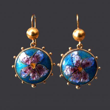 alice waymouth jewellery, arts crafts earrings