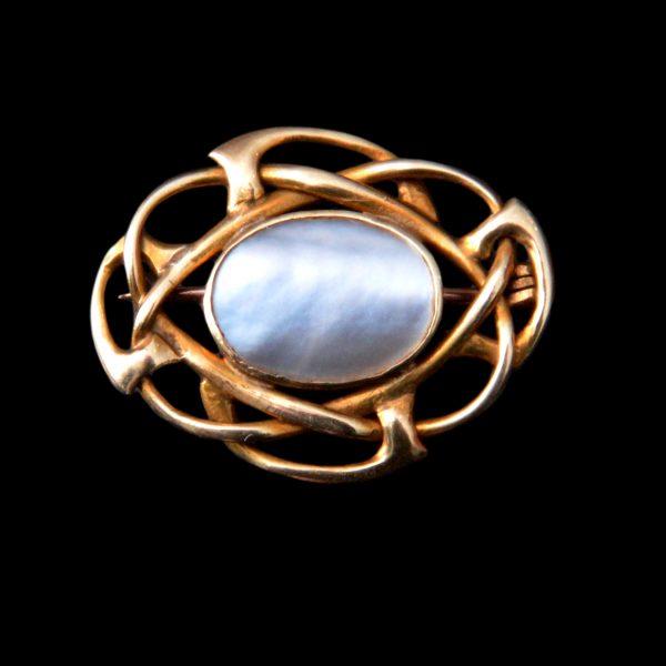 Archibald knox jewelry, Liberty cymric jewelry