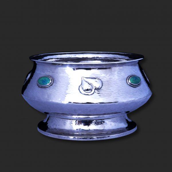 A E Jones silver, Rukin silver arts crafts