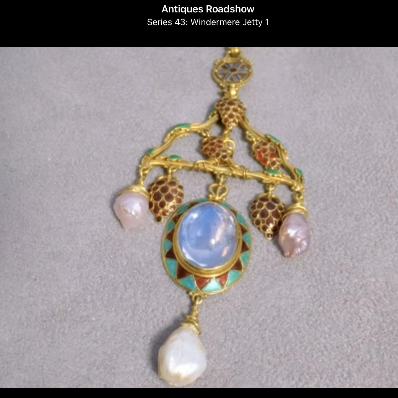 Antiques Roadshow gems