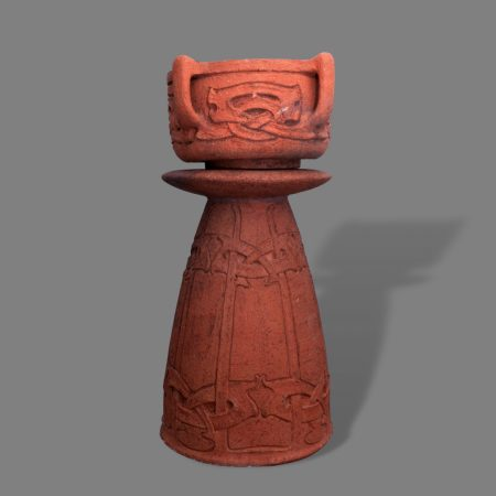 Archibald knox terracotta, Liberty terracotta, Watts compton terracotta