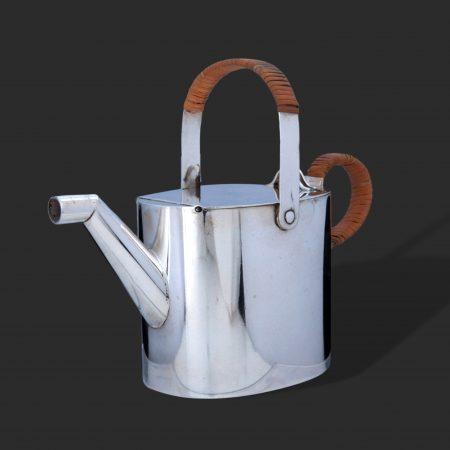 chrsitopher dresser silver teapot