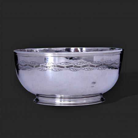 Bernard Cuzner silver