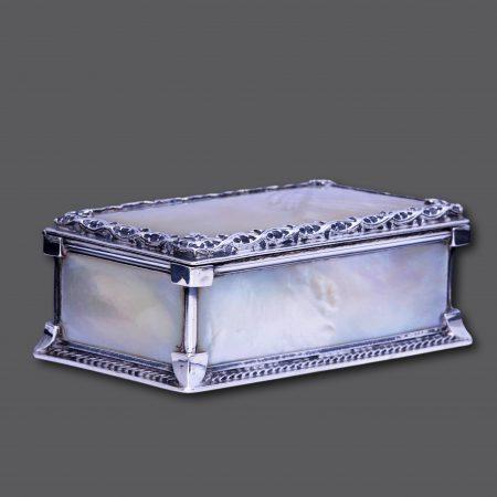 omar Ramsden silver