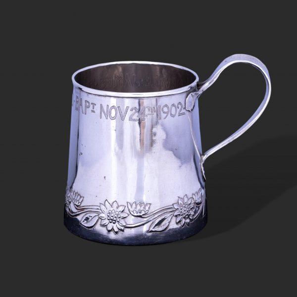 Keswick school industrial art silver